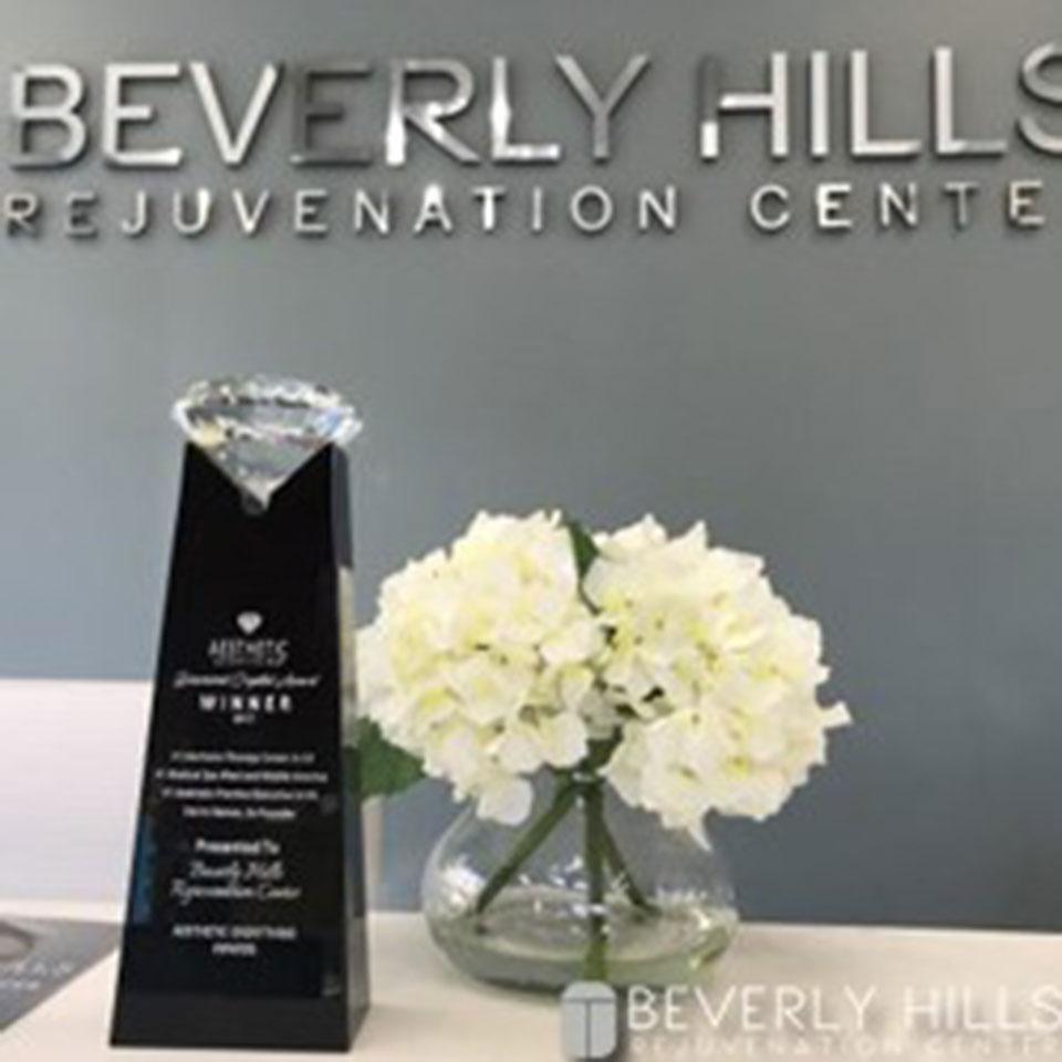 Beverly Hills Rejuvenation Center named top med spa