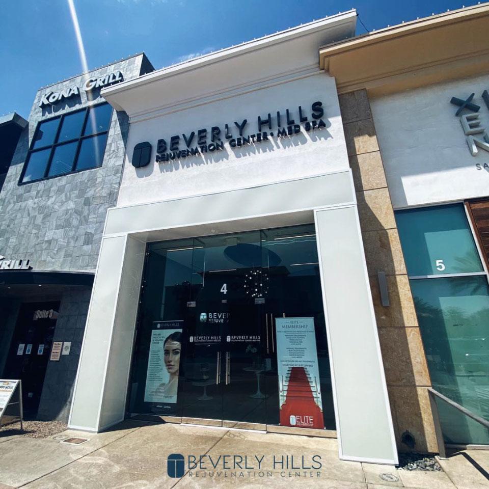 Beverly Hills Rejuvenation Center opens 4 more med spa locations