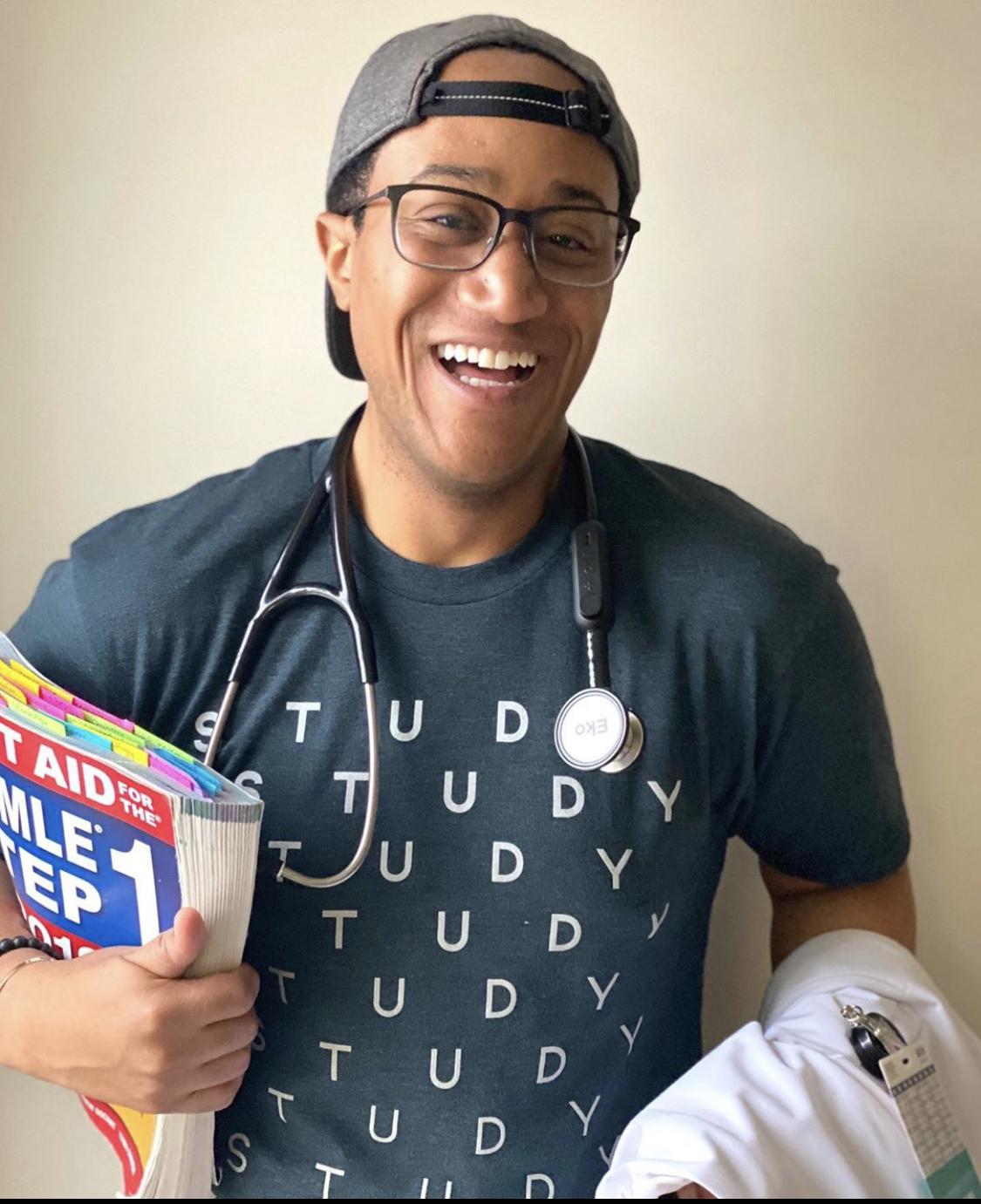 Medical Student Stethoscope