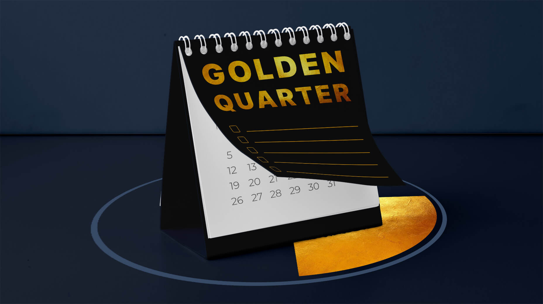 5 things you should know about the 2021 ecommerce Golden Quarter
