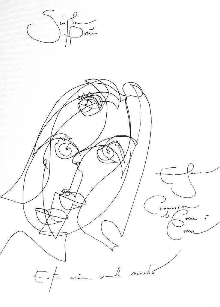 Portraits « Les Yeux Dans Les Yeux » de Véronique van der Wielen