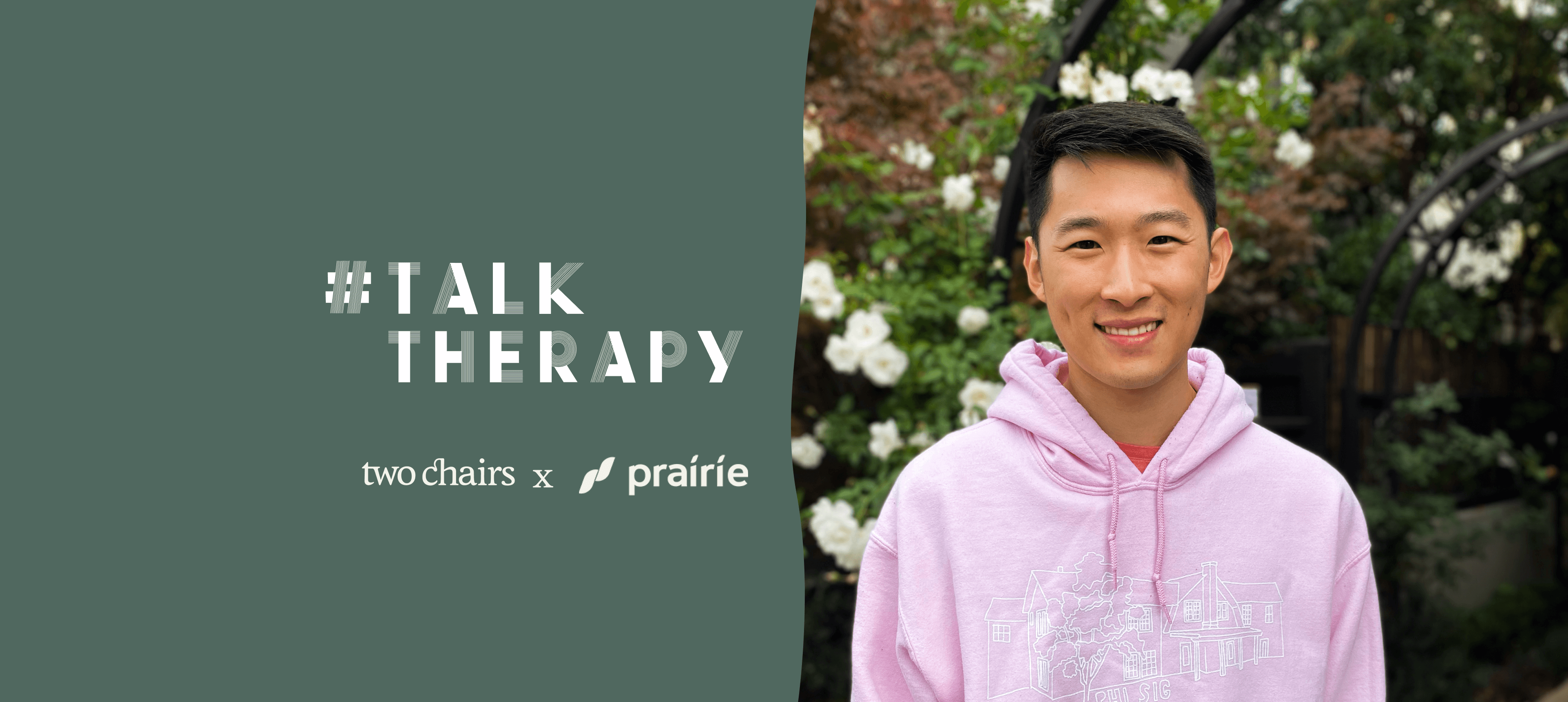 #TalkTherapy with Maurice Chiang, CEO of Prairie Health