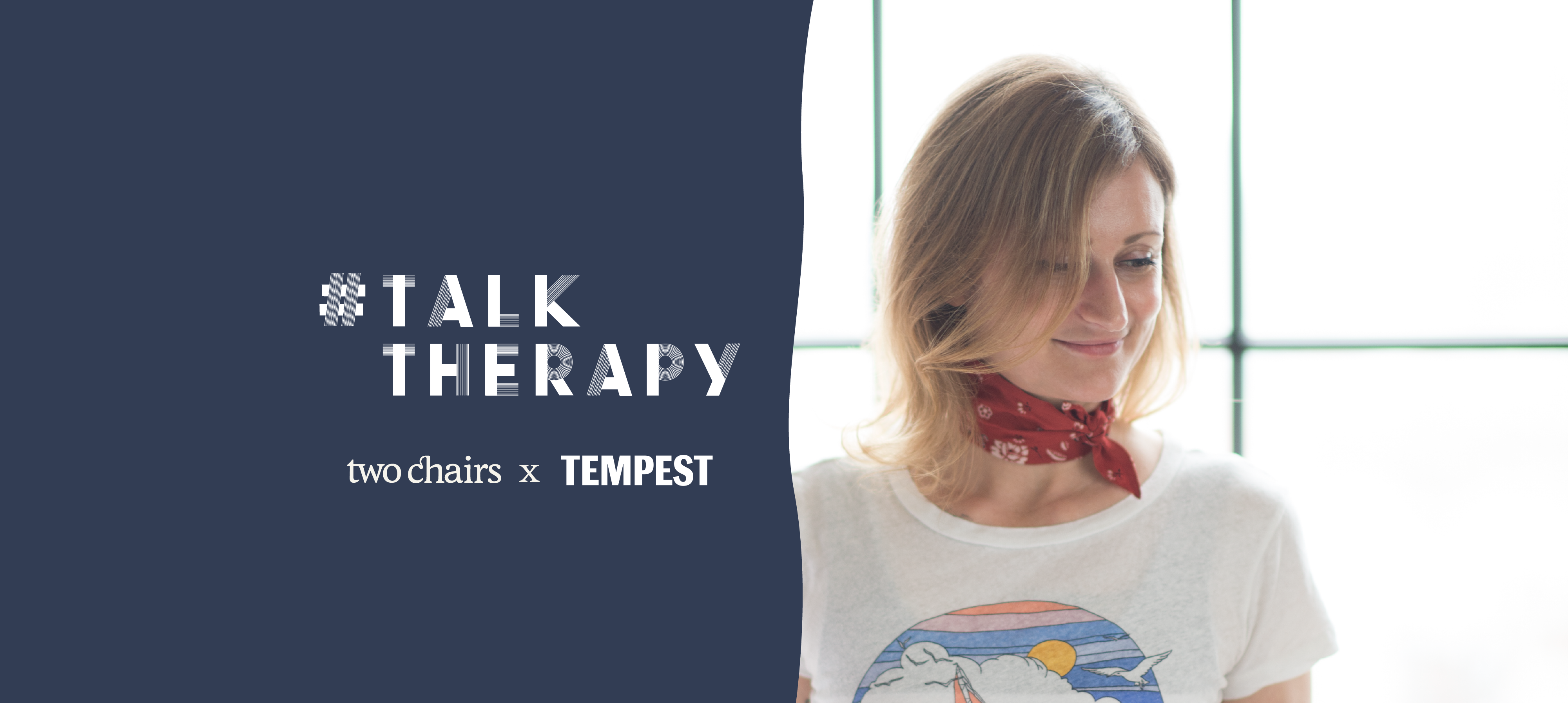 #TalkTherapy with Holly Whitaker, CEO and Founder of Tempest