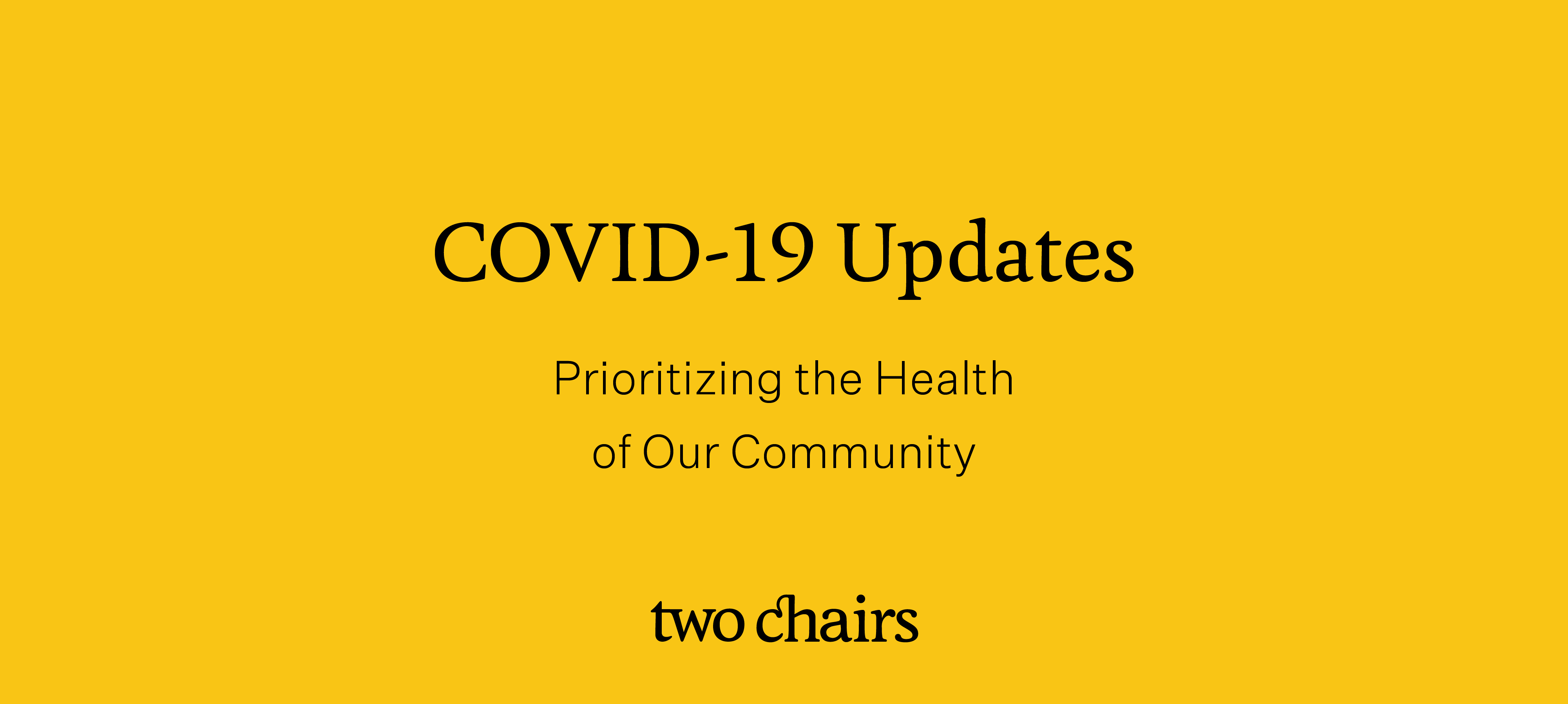 COVID-19 Update: Offering Teletherapy Until Further Notice (Updated: 4/19/20)