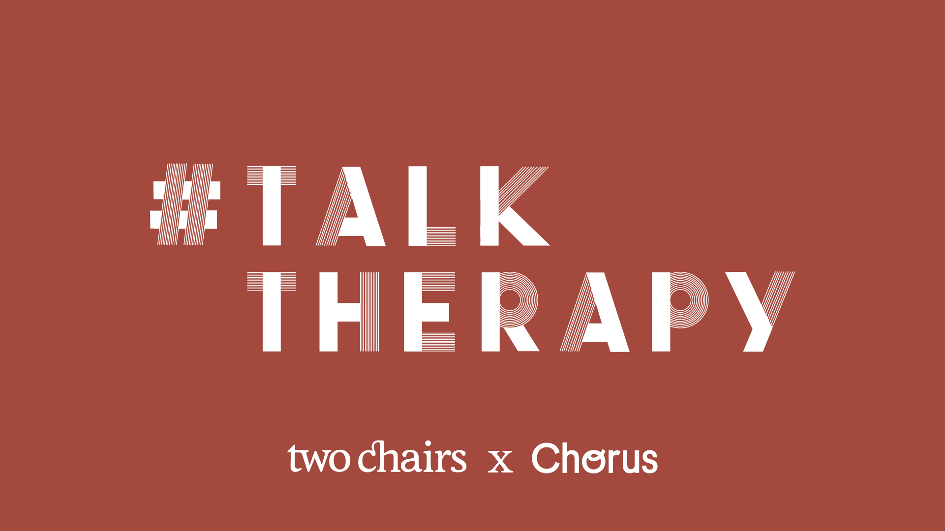 #TalkTherapy with Ali + MK, Co-founders of Chorus Meditation