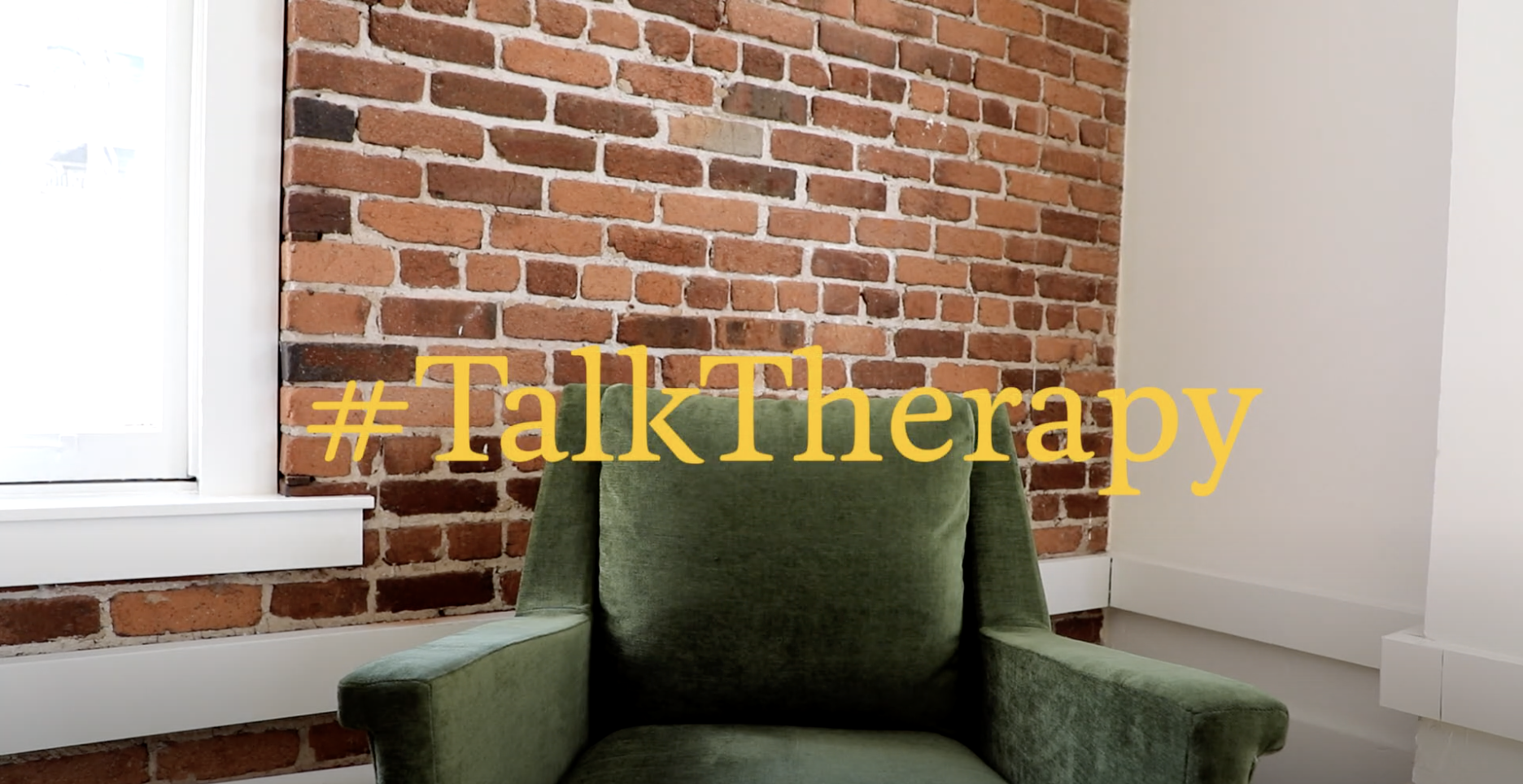 Let's #TalkTherapy this Mental Health Awareness Month