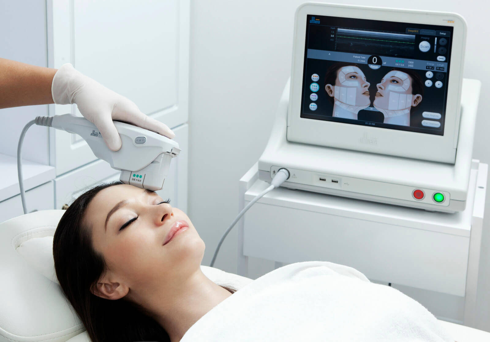 Ultherapy Process Image - BHRC