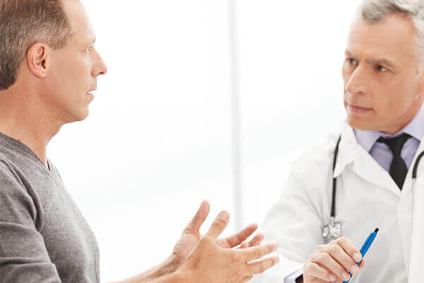 Hormone Therapy Prostate Cancer Image - BHRC