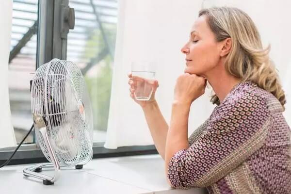 Symptoms of Menopause Checklist Image - BHRC
