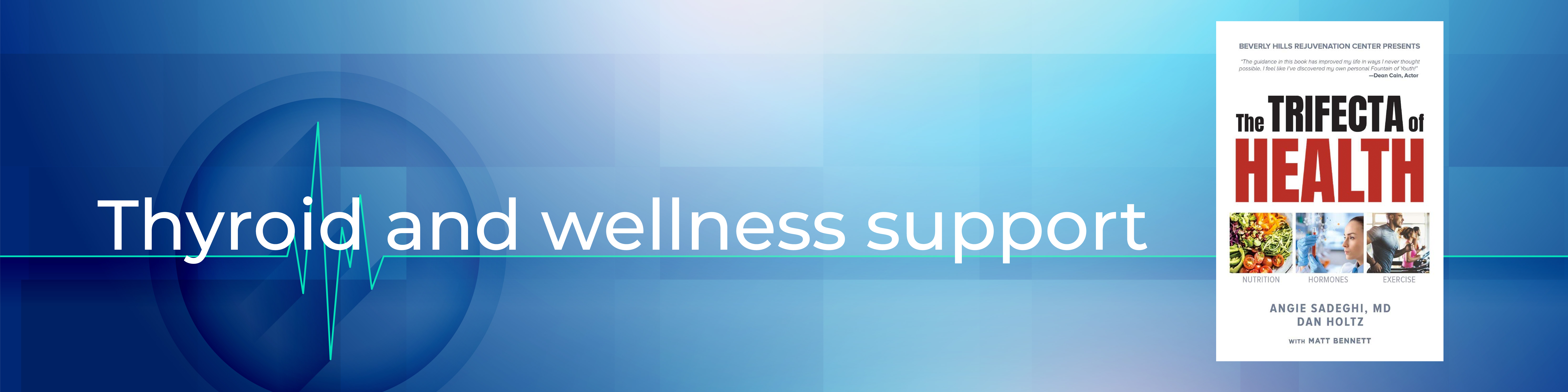 thyroid and wellness support the trifecta of health on amazon