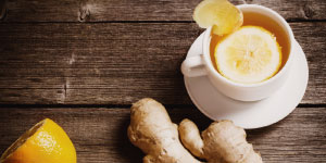 Lose 5lbs Naturally By Drinking This Tea (ginger tea)