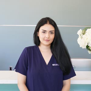 Parisa Rahmanzadeh