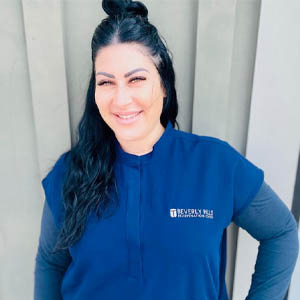 Meet Sara Thomasian, the Practice Manager at our Beverly Hills Rejuvenation Center in Del Mar Highlands. Call us today at (858) 290-2472 to schedule a consultation!