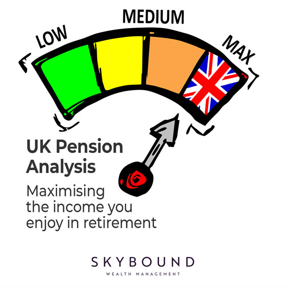 UK Final Salary Pension Review USA