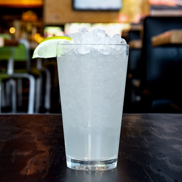 Kickin' mule drink.