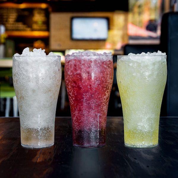 3 Stubborn Craft Sodas.