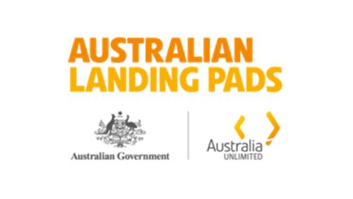 Australian Landing Pads Logo