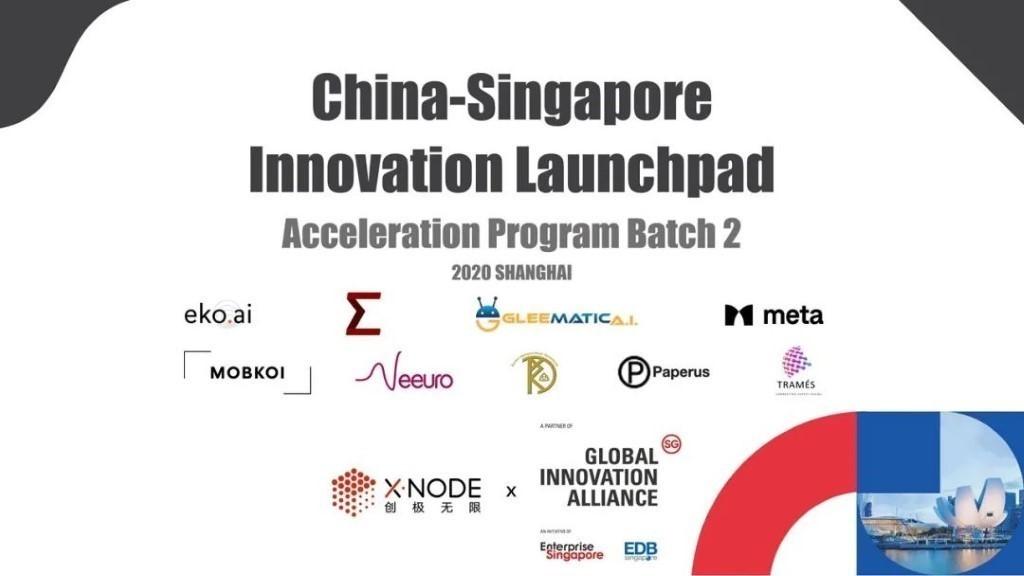 China-Singapore Innovation Launchpad