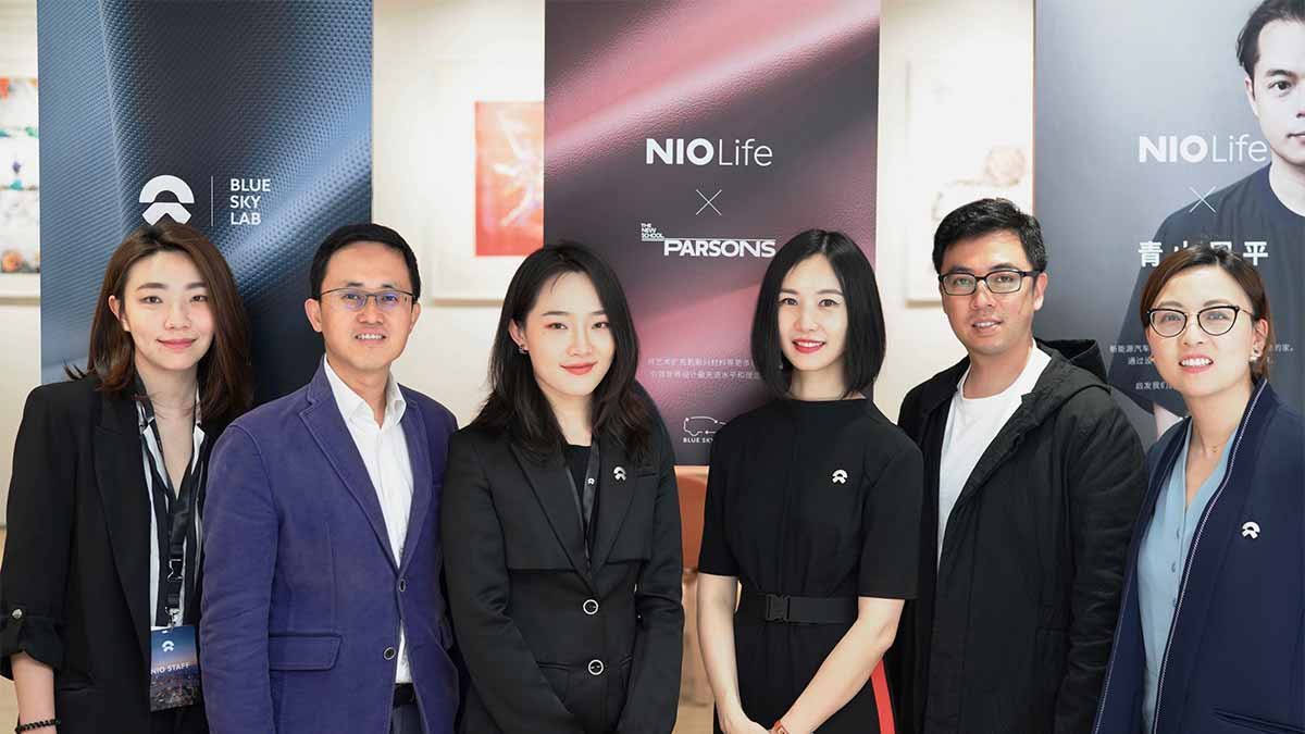 Parsons school of design and nio life announce a partnership to foster sustainable design