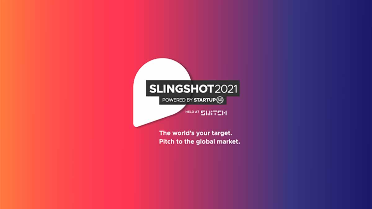 SLINGSHOT 2021 - Deeptech startup pitching competition