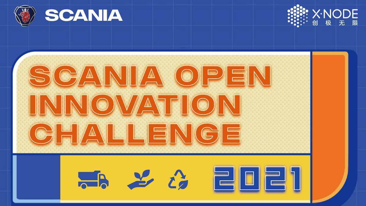 Scania Open Innovation Challenge 2021