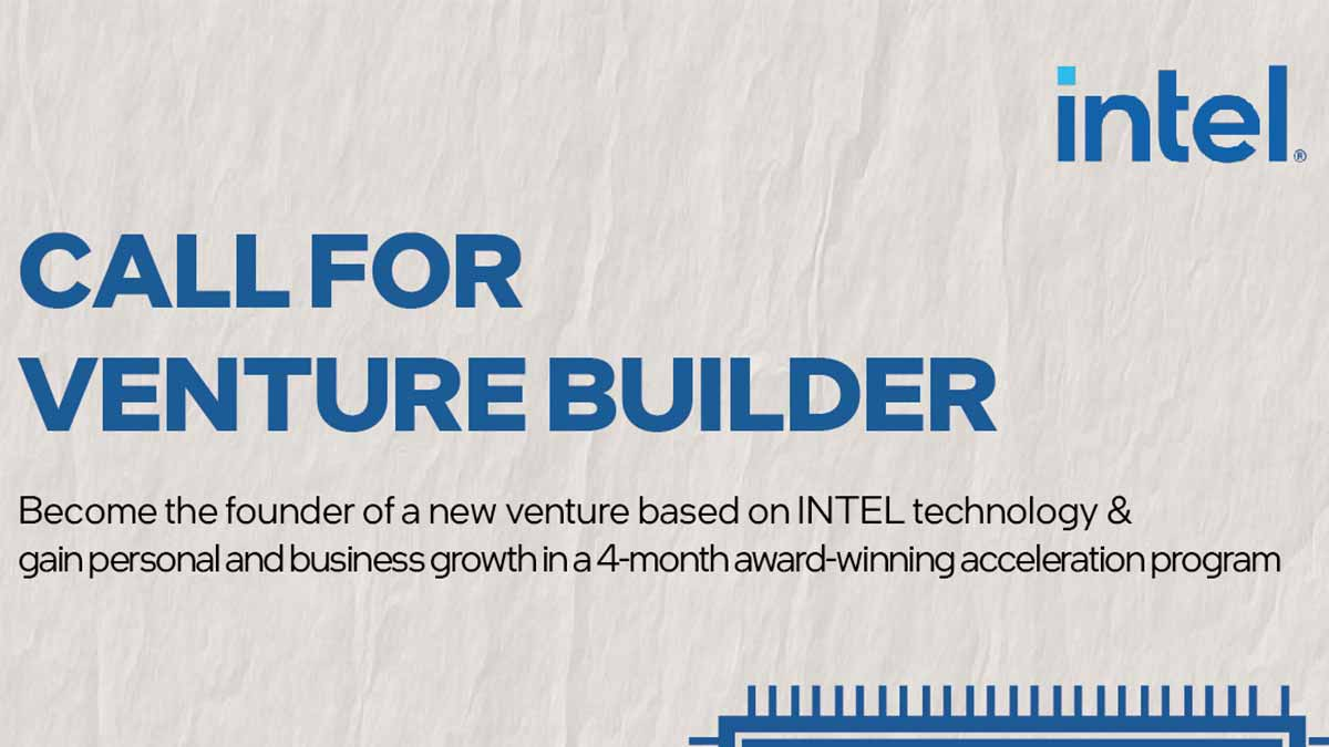Intel GrowthX Venture Building 2021
