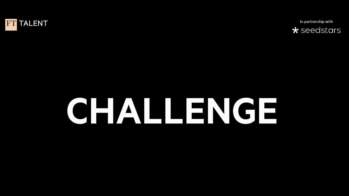 FTxSDG Challenge