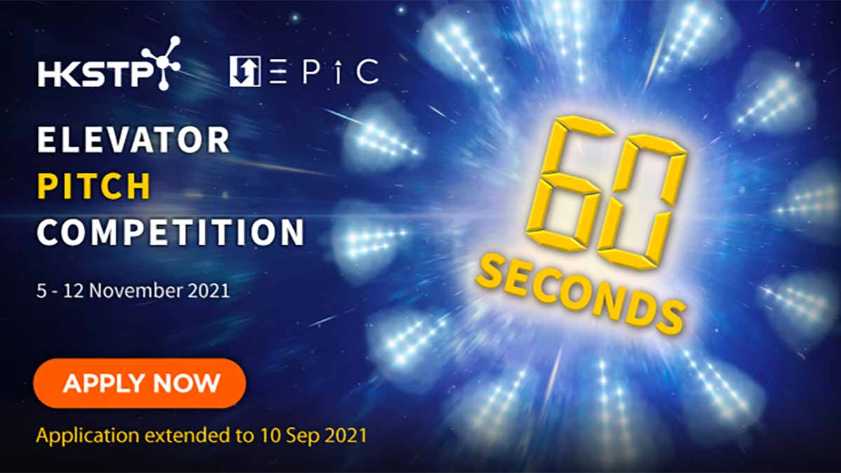 Elevator Pitch Competition 2021