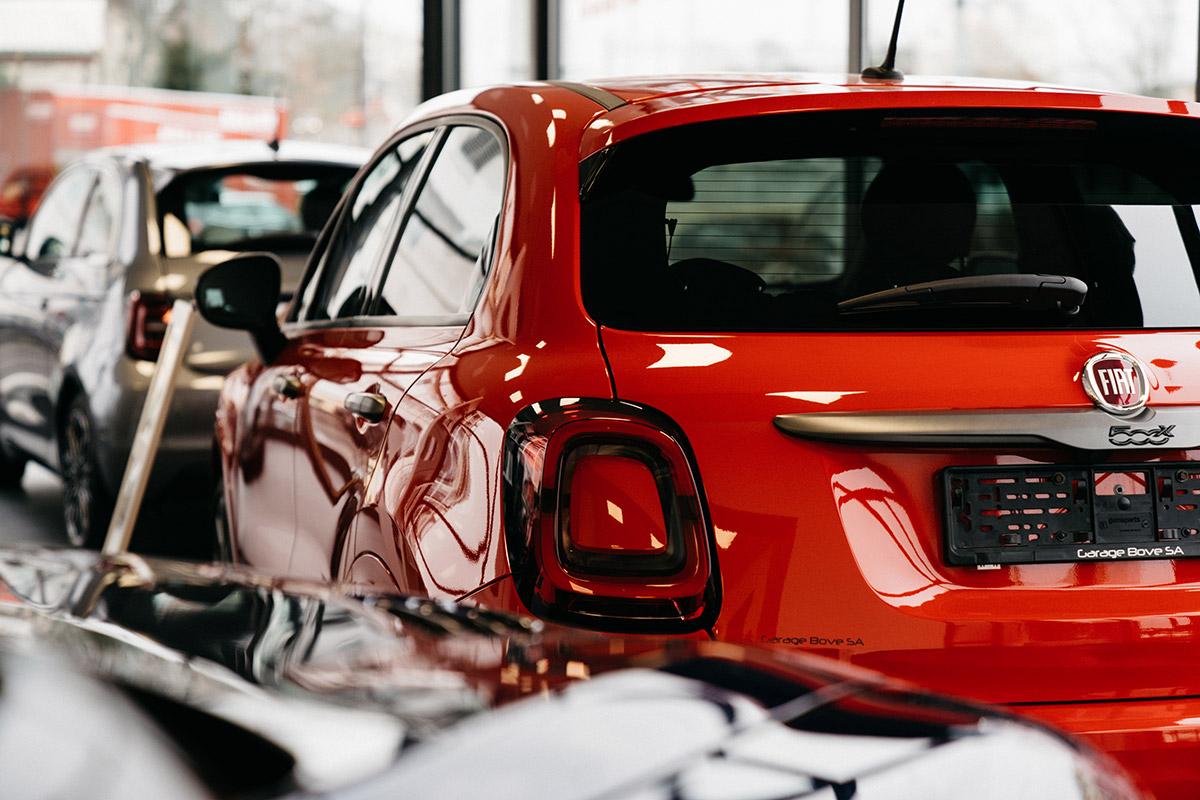 Garage Bove Fiat