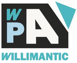 Willimantic public art logo