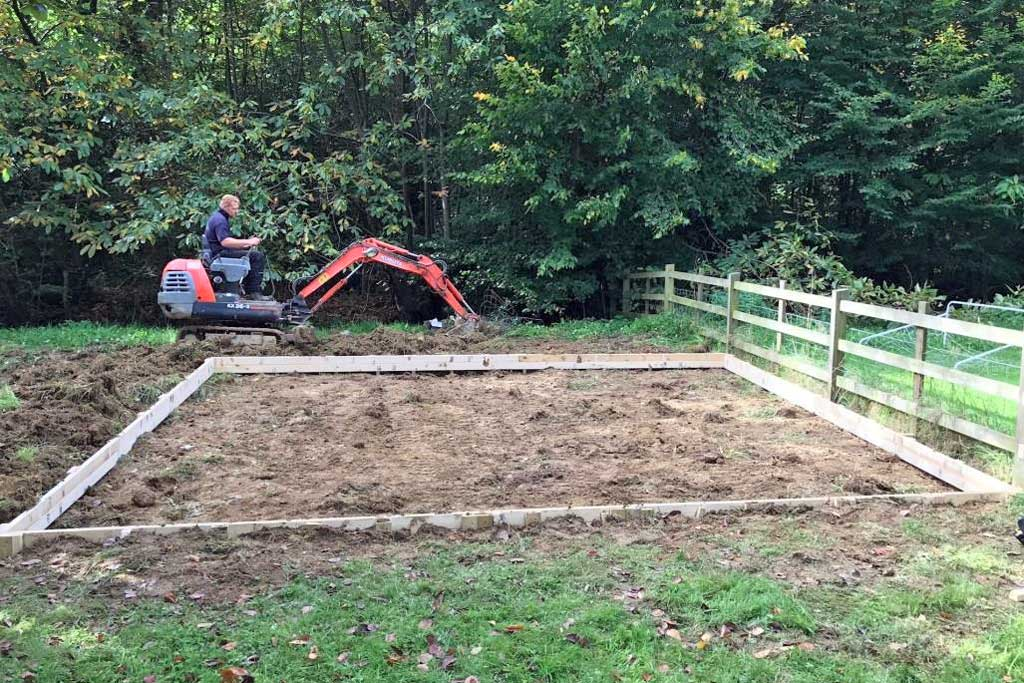 Groundworks Process