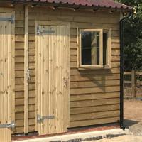 Timber Personal Door