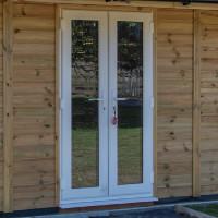 PVC Double Door