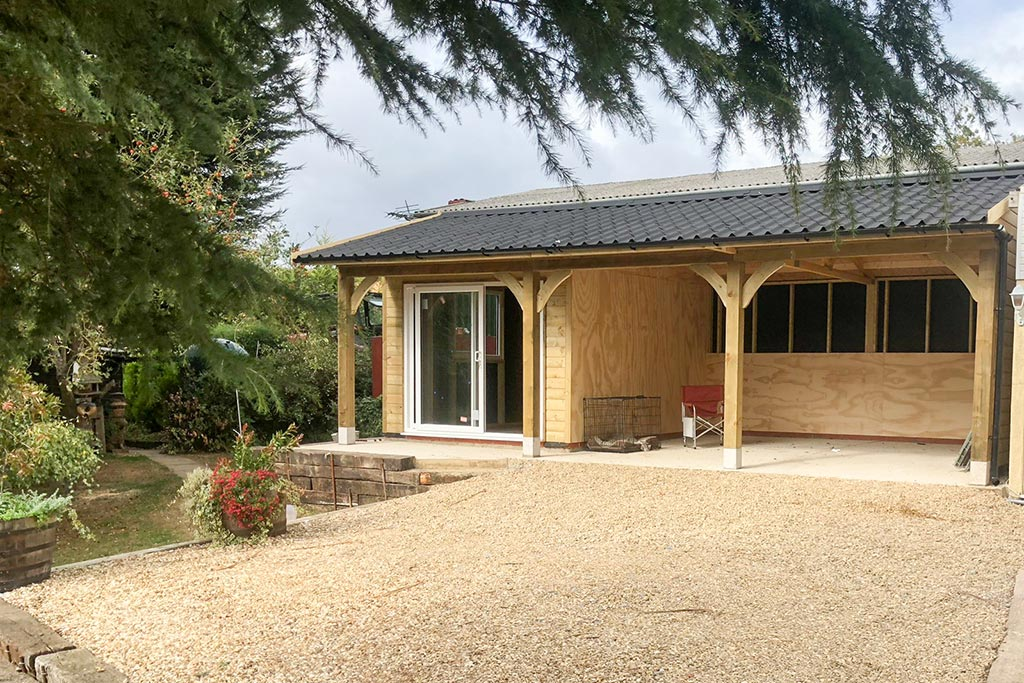 Can a timber building increase your property value?
