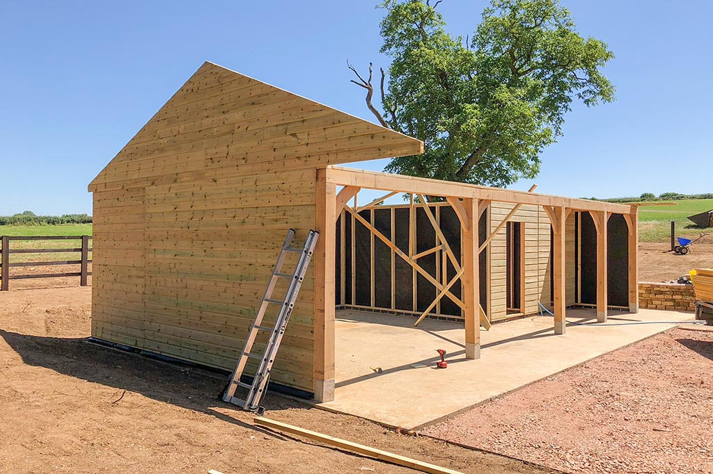 Four essential considerations before building a stable.
