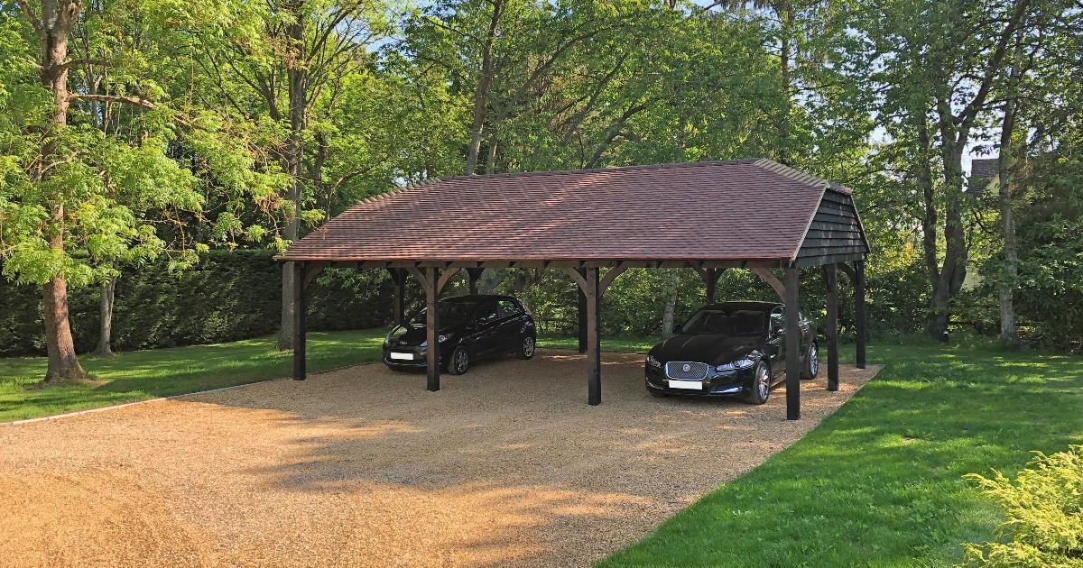 Timber Carports