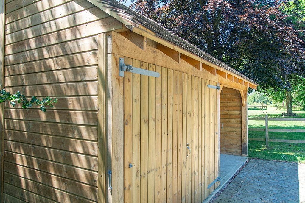 5 Timber Garage Ideas
