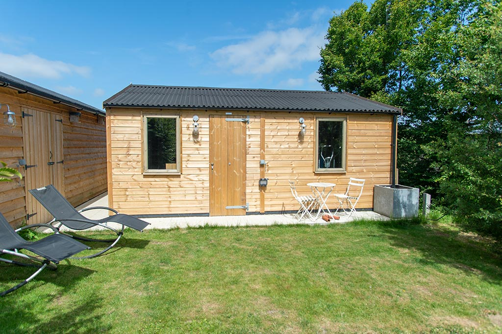 Work From A Timber Home Office & Save £29,000