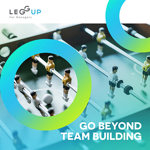 If You Build It, Teams Will Grow: Introducing LeggUP's Career Health Program Builder for Managers