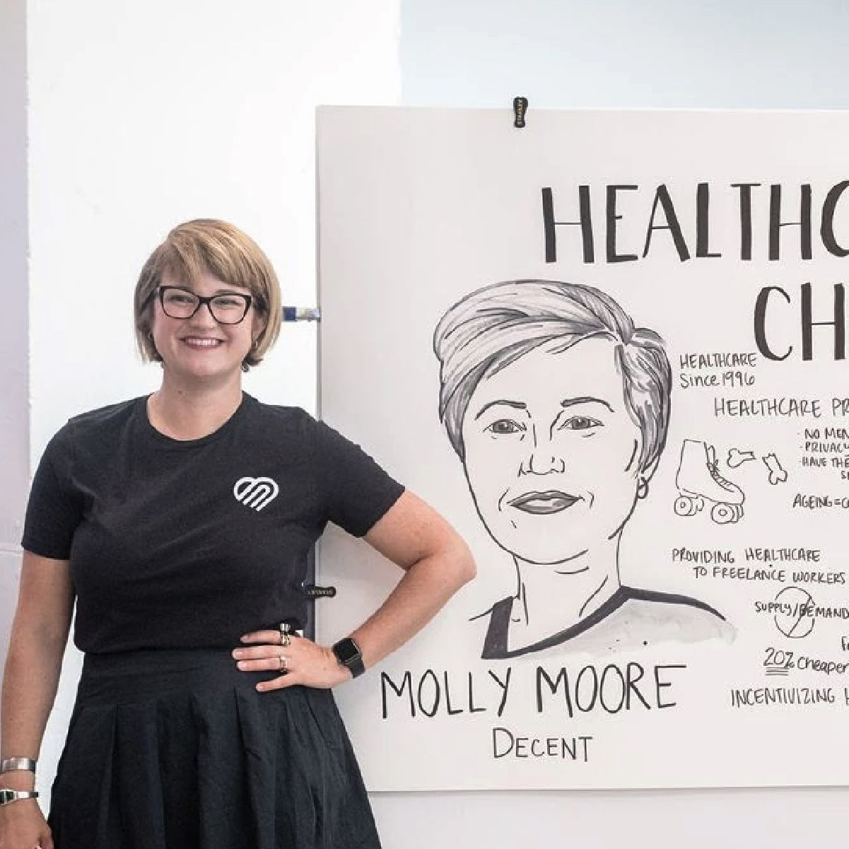 See what our Head of Insurance, Molly Moore had to say at the HealthTech Austin event