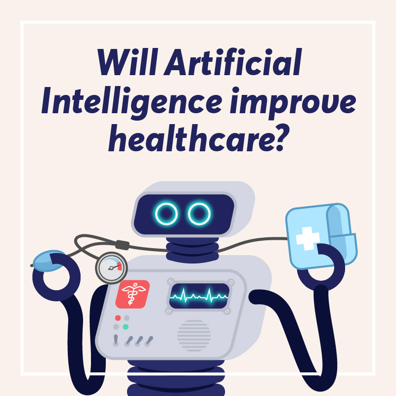 Artificial Intelligence will change everything - here's how it might affect healthcare costs