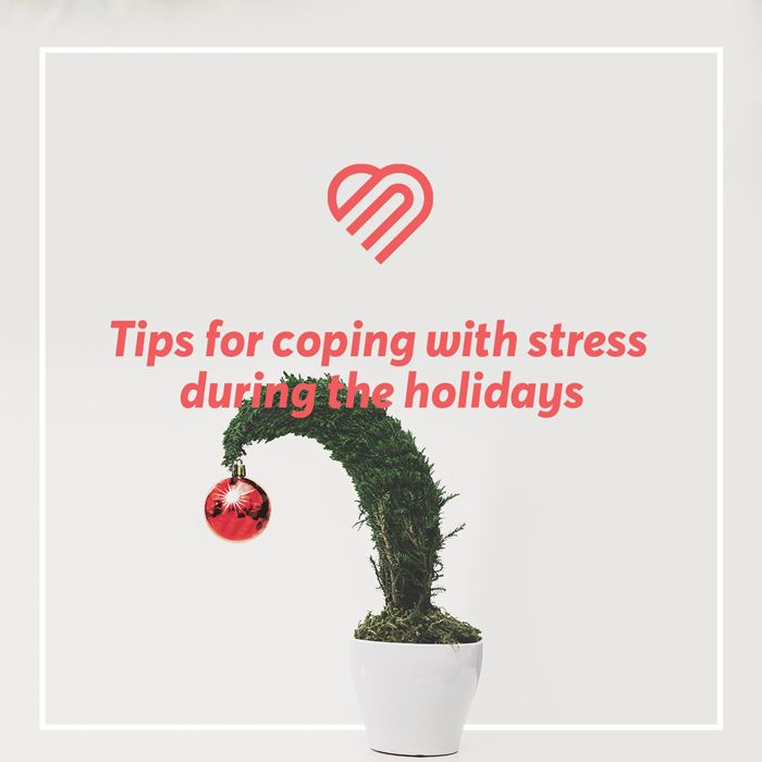 There's a lot to juggle every holiday season, here's how to make sure you're prioritizing your physical and mental health