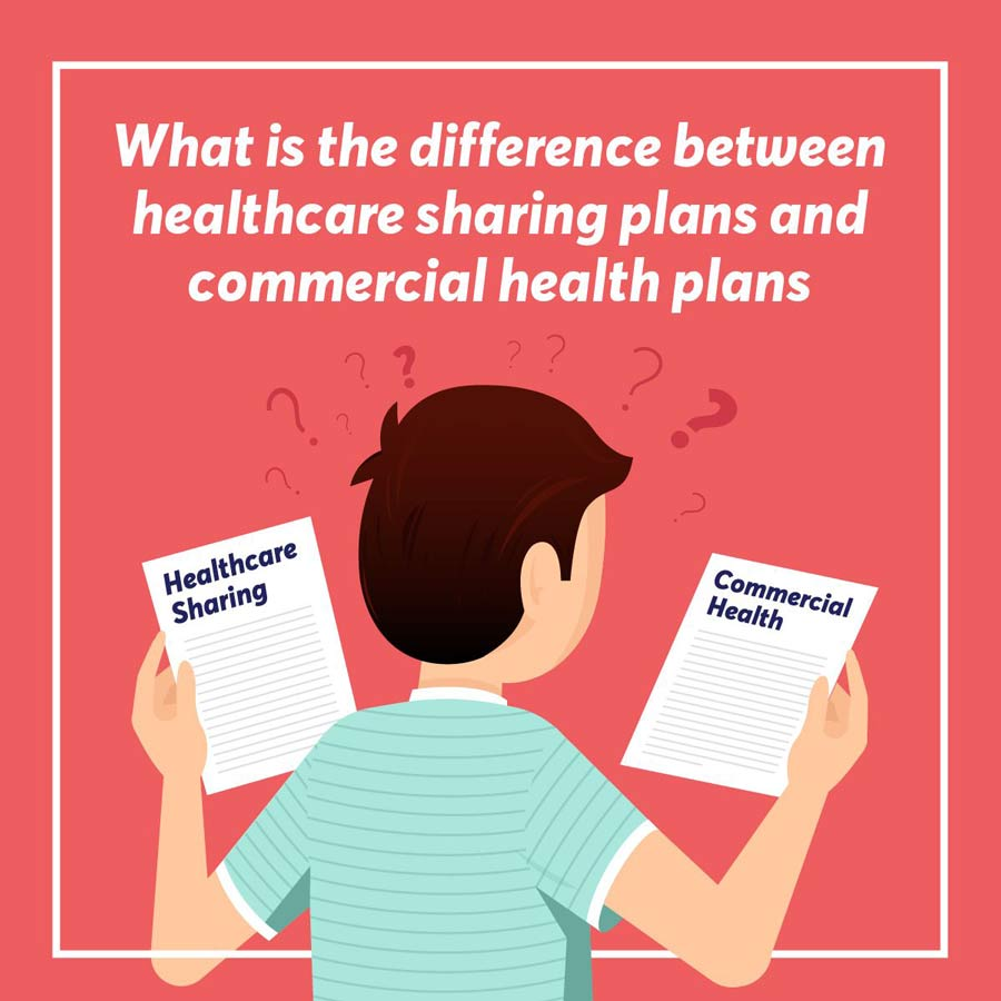 """You might have been hearing about """"health sharing ministries,"""" here's how they stack up against conventional health insurance plans"""