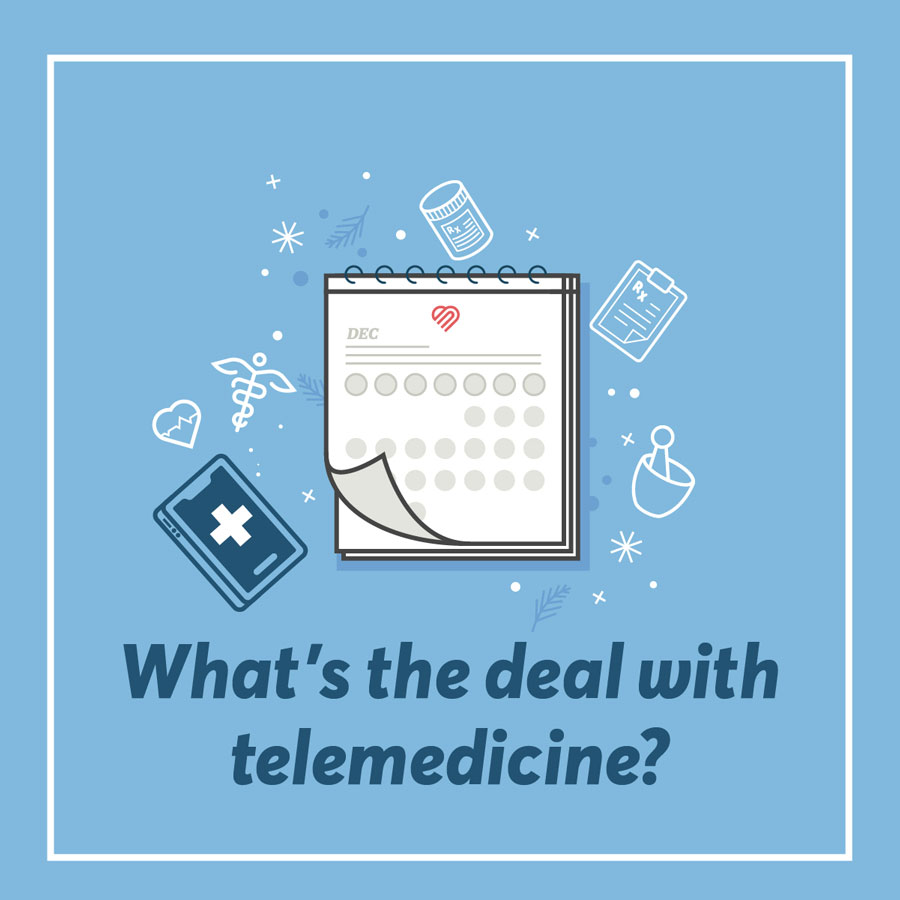 Learn why telemedicine has gone from a nice perk to an essential part of your health insurance package