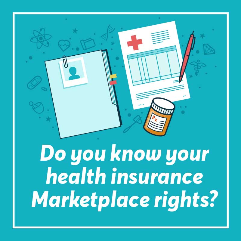 There are certain things you're entitled to with your health insurance - make sure you know what they are