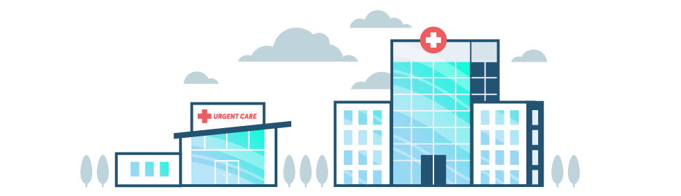 ER vs. urgent care- what's the difference-banner