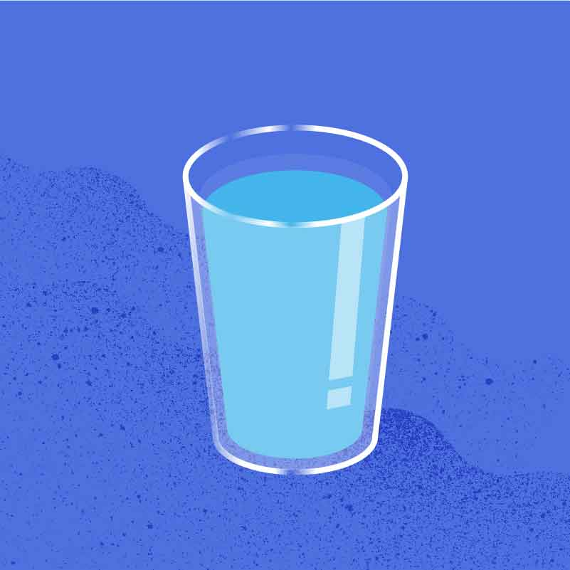 Hydration is an often-overlooked consideration for many people...