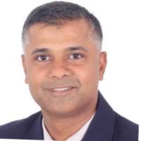 An image of Abhiram Sripathy, CEO of Mysuru Consulting Group