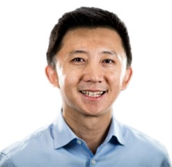 An image of Jeffrey Tang, CTO of Contra Costa Health