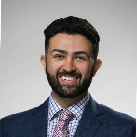 An image of Ahmad Kakar, Director of IT at Adventist Health